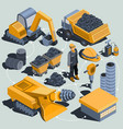set of isometric isolated elements of the vector image
