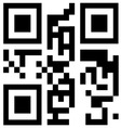 qr code says FREE SHIPPING vector image vector image