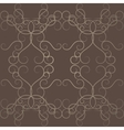 Abstract Victorian Orient Ethnic Pattern vector image