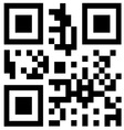 Qr code says NEW vector image