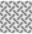 seamless halftone pattern vector image