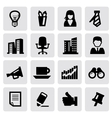 office and business vector image