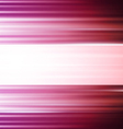 smooth speed light lines vector image vector image