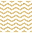 Classic chevron stripe glitter shimmer seamless vector image