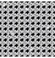 Abstract beautiful black diamond seamless pattern vector image vector image