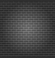 abstract brick wall texture background vector image