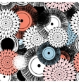 abstract bright pattern vector image