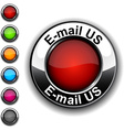 E-mail us button vector image