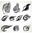 Graphic Ink Tattoo vector image