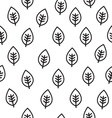 LISTOVI PATTERN3 vector image vector image