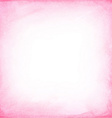 Beautiful pink background Scrap kit vector image