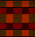 seamless pattern scotch fabric vector image