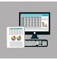 Infographic design editable vector image