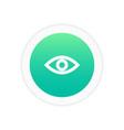 eye icon sign vector image
