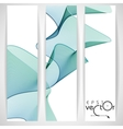 Abstract Waves Design vector image