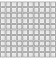Seamless geometric patterns set Grey and white vector image