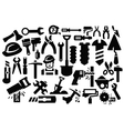 construction tools vector image