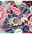 colorful candy seamless pattern vector image