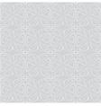 Seamless tile pattern White on gray vector image