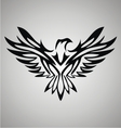 Tribal Eagle vector image