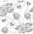 graphic seamless pattern of vector image