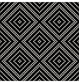 Seamless geometrical pattern with Rhombus vector image