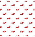 Arrow points to left pattern cartoon style vector image