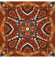 indian seamless pattern tribal ethnic vector image