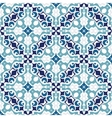 Moasic tiled oriental vector image