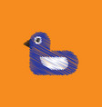 flat icon design collection sea gull vector image