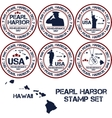 Pearl Harbor Remembrance day vector image