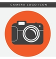 Camera logo icon vector image