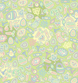 pastel seamless vector image vector image