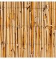 Wattle Fence Texture vector image