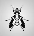 Tribal Fly vector image