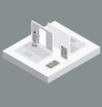 entrepreneur vector image vector image