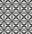 Medieval seamless patterns vector image