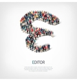 editor people shape vector image