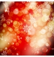 Defocused abstract red EPS 10 vector image