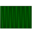 Beautiful Green Color of Banana Leaf Background vector image
