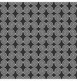 Wave geometric seamless pattern 105 vector image