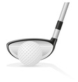 golf 04 vector image vector image