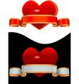 valentines cartoon vector image vector image