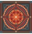 Abstract Mandala vector image vector image
