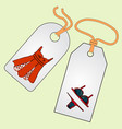 label badge price tag with the image of vector image