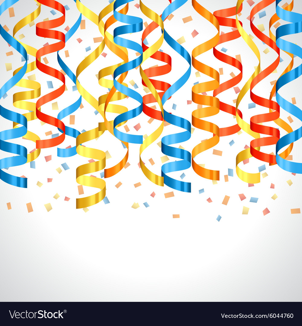 Celebration carnival background design with vector