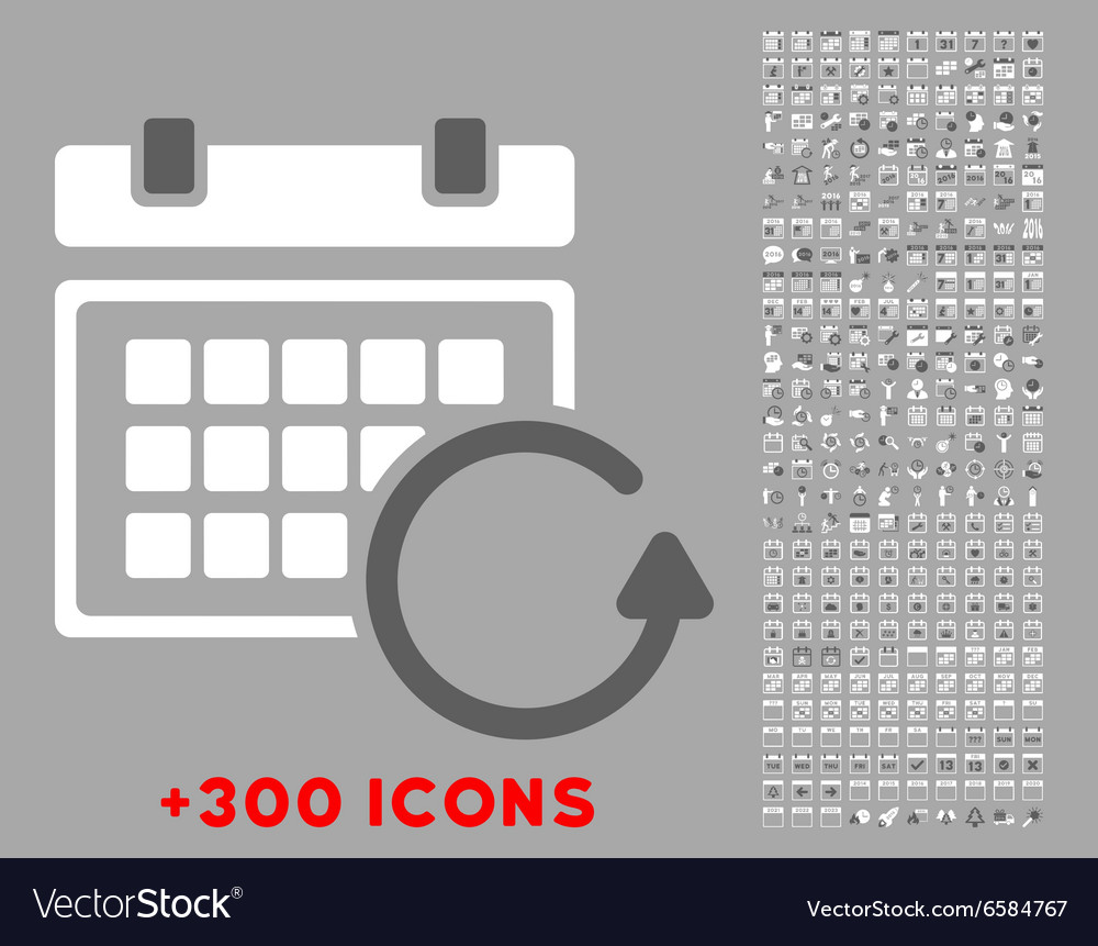 Update organizer icon vector
