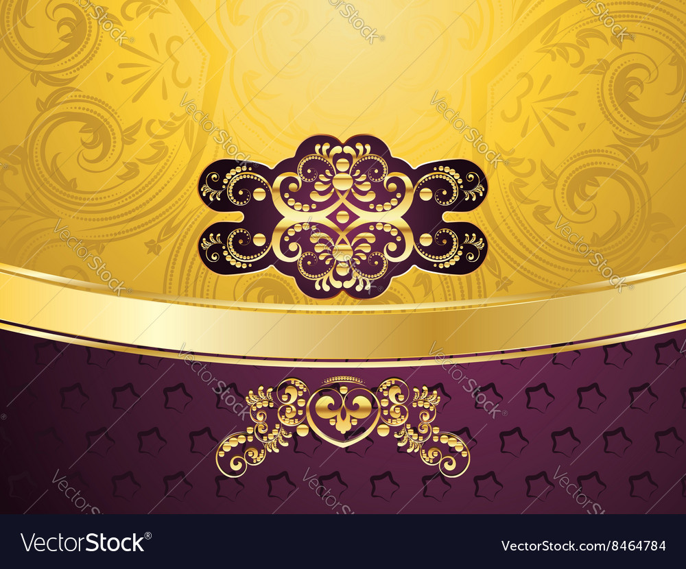 Purple decorative background8 vector