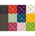 Seamless Texture With Gifts Two vector image