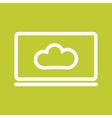 Cloud System vector image